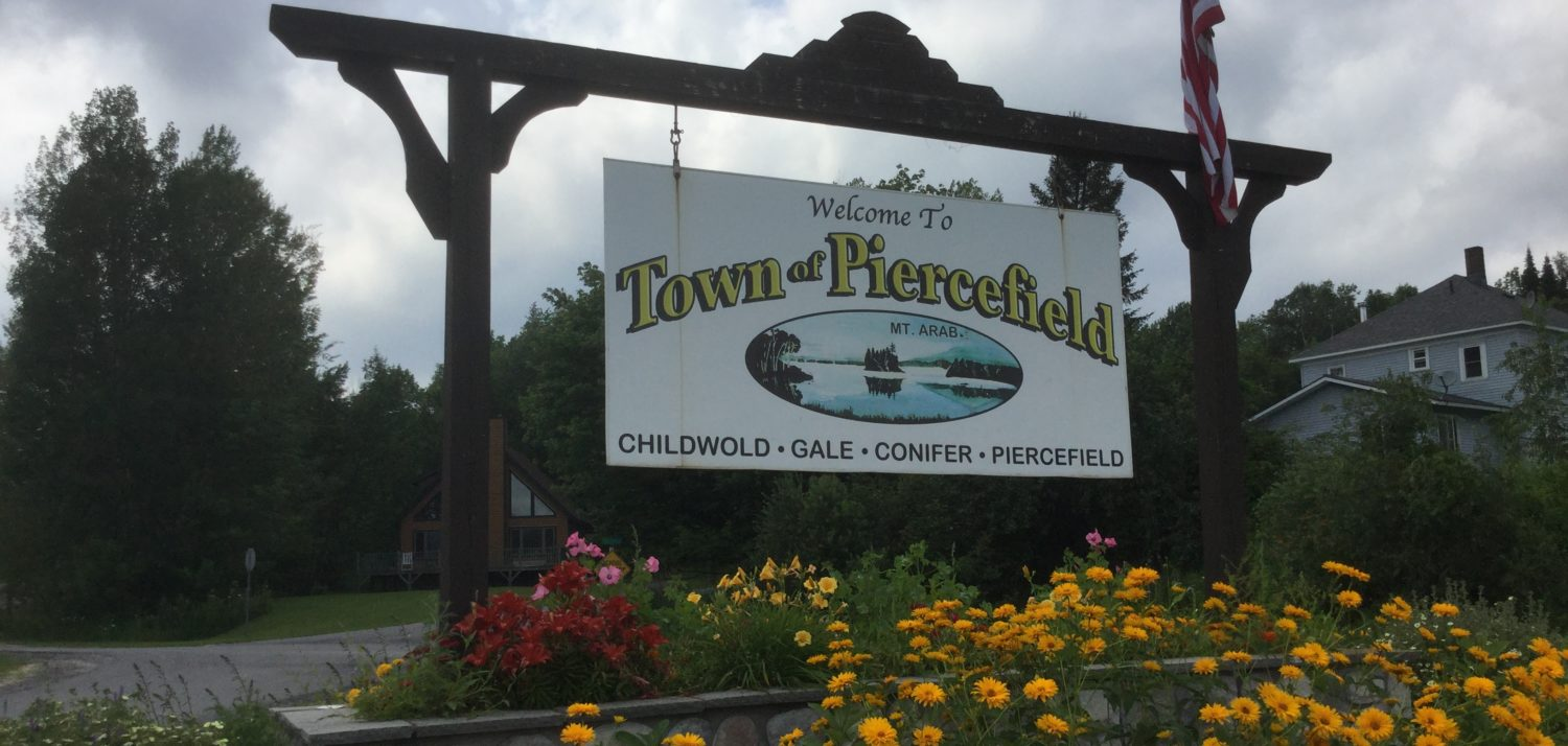 Town of Piercefield
